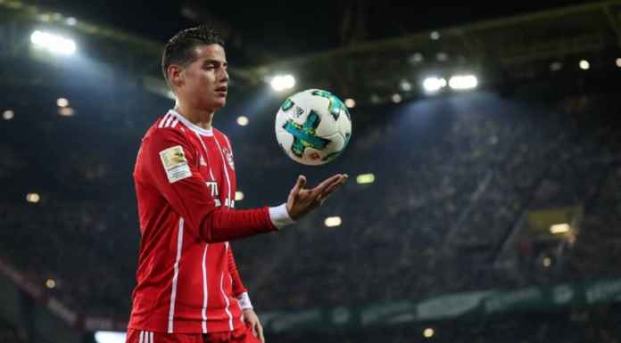 James Rodriguez: Saya Hanya Pikirkan Bayern Munchen