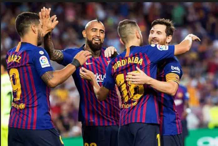 Barcelona Libur 7 Hari Saja Akhir Tahun Ini