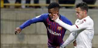 Barcelona Yakin Nelson Semedo Fit Jelang Hadapi Celta Vigo