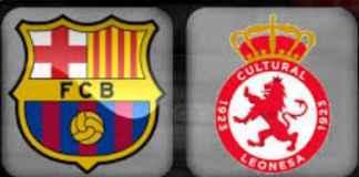 Barcelona Bisa Cetak Banyak Gol Atas Leonesa di Copa Del Rey