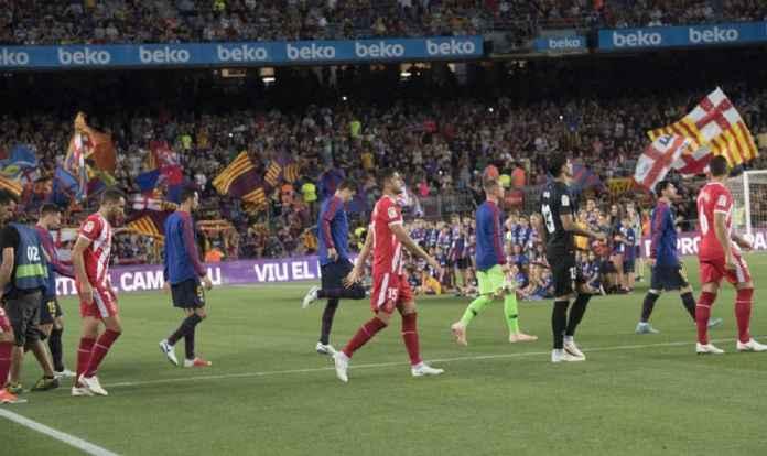 Barcelona Tolak Hadapi Girona di Amerika untuk Hindari Sanksi UEFA