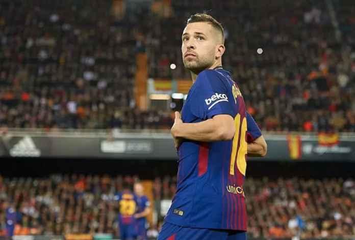 Barcelona Berpeluang Pertahankan Jordi Alba