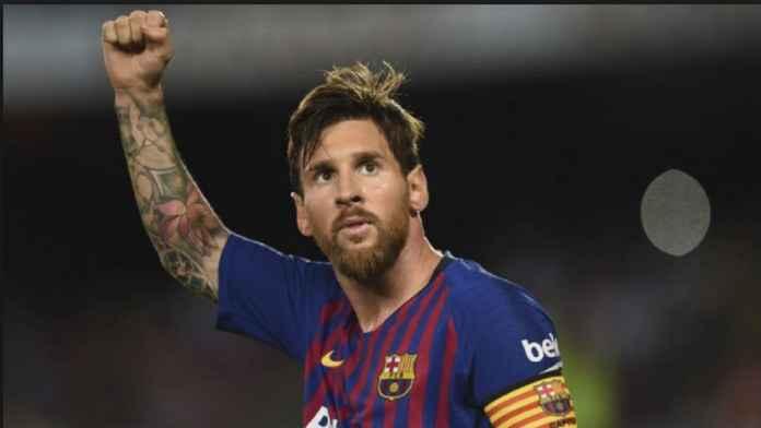 Lionel Messi Selesaikan Tahun 2018 dengan Catatkan Rekor di Liga