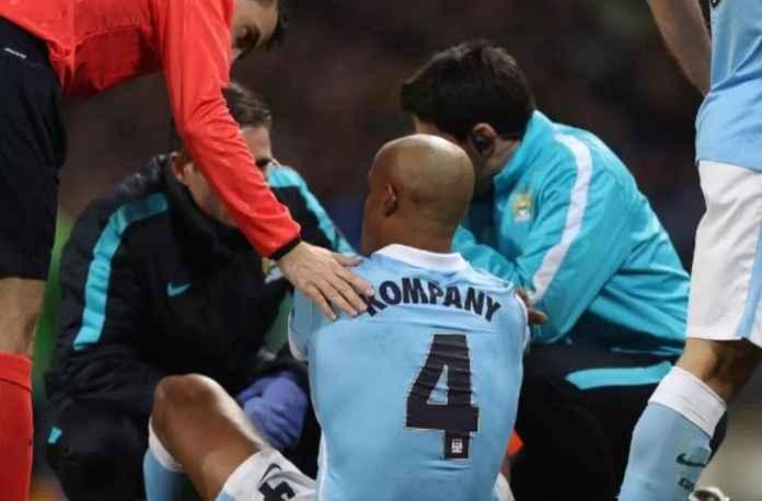 Barcelona Incar Vincent Kompany Walau Sering Dibekap Cedera