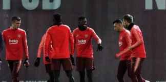 Barcelona Denda Ousmane Dembele 1,6 Miliar Akibat Terlambat Latihan