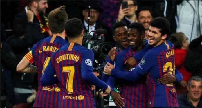 Barcelona Diminta Tak Tukar Ousmane Dembele dengan Neymar