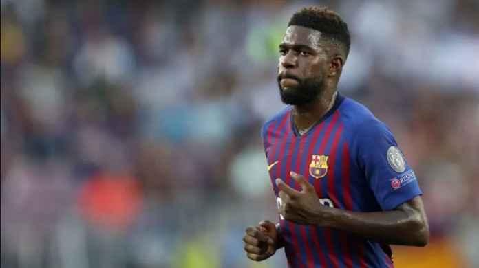 Barcelona Datangkan Bek Baru Gantikan Samuel Umtiti