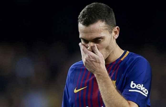 Barcelona Butuh Bek Baru Setelah Thomas Vermaelen Cedera Lagi