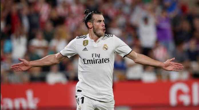 Bintang Real Madrid Gareth Bale Kini Sejajar Lionel Messi dan Cristiano Ronaldo