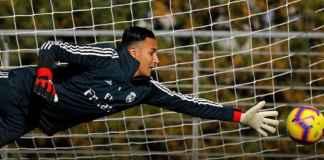 Keylor Navas Tinggalkan Real Madrid Akhir Musim Ini