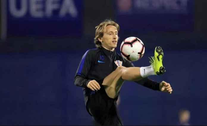 Luka Modric Tolak Tawaran Baru Real Madrid