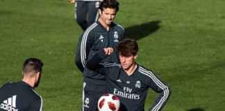 Real Madrid Kembali Diperkuat 2 Beknya di Laga Kontra Melilla