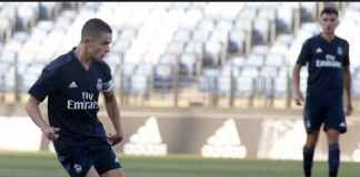 Santiago Solari Turunkan Pemain Muda Real Madrid Hadapi Melilla