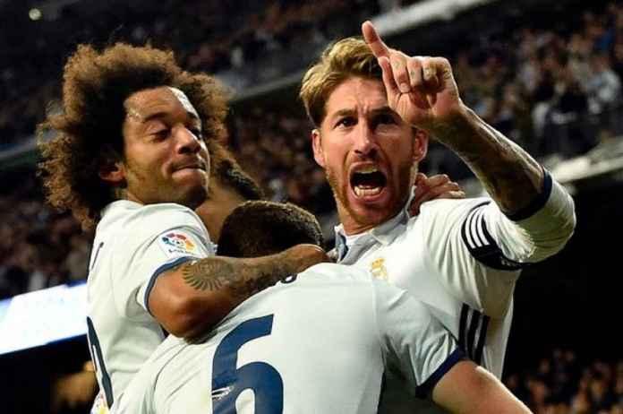 Pemain Real Madrid Sergio Ramos dan Marcelo Kejar Rekor Paco Gento