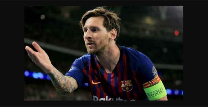 Barcelona Tanpa Lionel Messi, Tottenham Hotspur Gembira