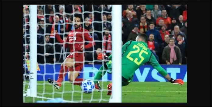 Mohamed Salah Selamatkan Liverpool, The Reds dan PSG Lolos