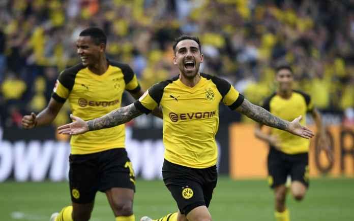 Hasil Borussia Dortmund vs Werder Bremen, Liga Jerman