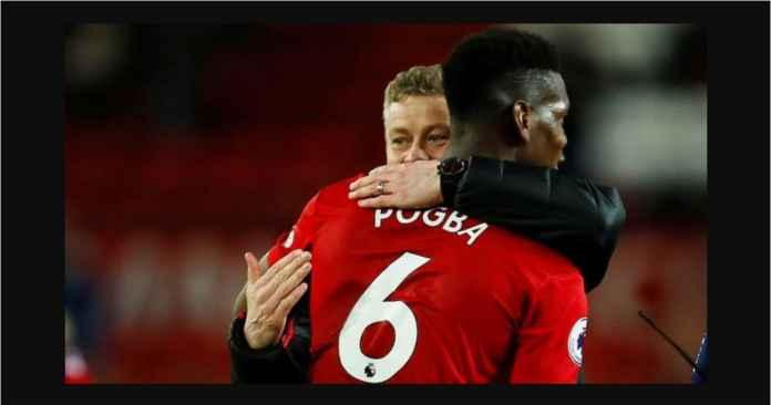 Paul Pogba Bikin Manchester United Tersenyum Kembali