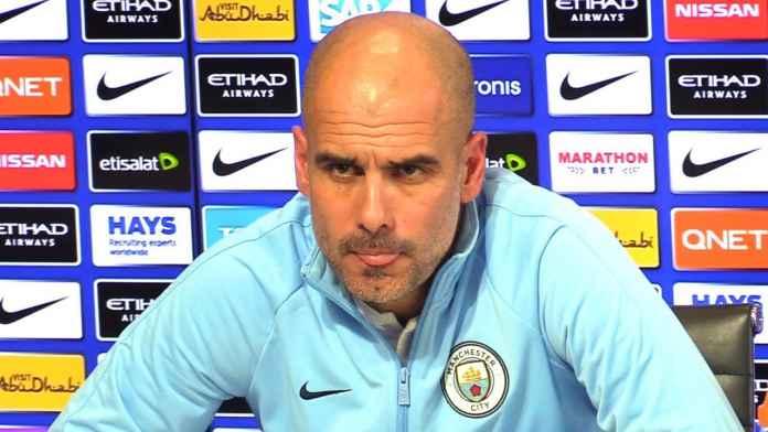 Pep Guardiola: Manchester City Wajib Kalahkan Liverpool Jika Ingin Pertahankan Gelar