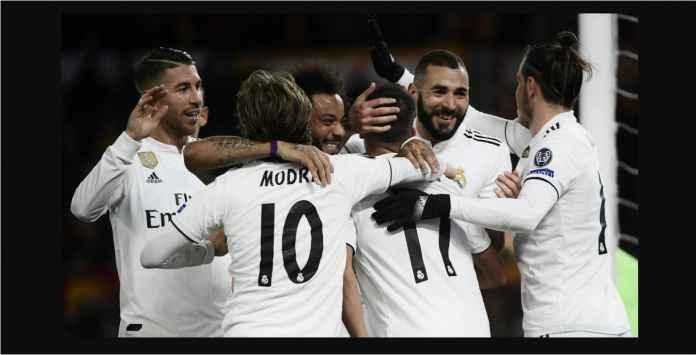 16 Besar Liga Champions: Inilah Calon Lawan Real Madrid