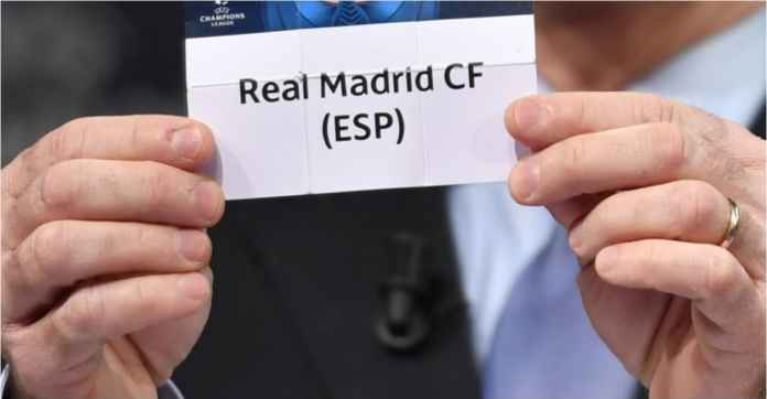 Liga Champions 16 Besar, Catat Tanggal Drawing Real Madrid, Barcelona