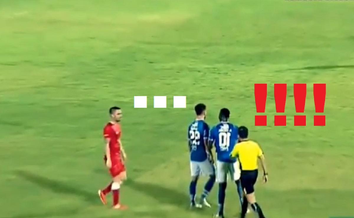 Ezechiel N'Douassel Toyor Bauman, Persib Bandung Gagal Tiga Besar