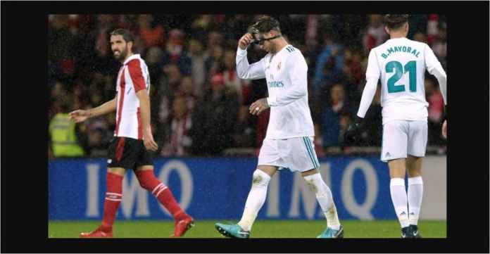 Real Madrid, Sergio Ramos Tanpa Kartu Merah Tahun 2018