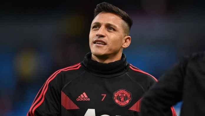 Alexis Sanchez Segera Kembali Bermain Untuk Manchester United