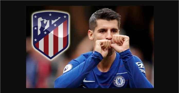 Alvaro Morata Kembali ke Madrid, Atletico Tapinya, Bukan Real Madrid
