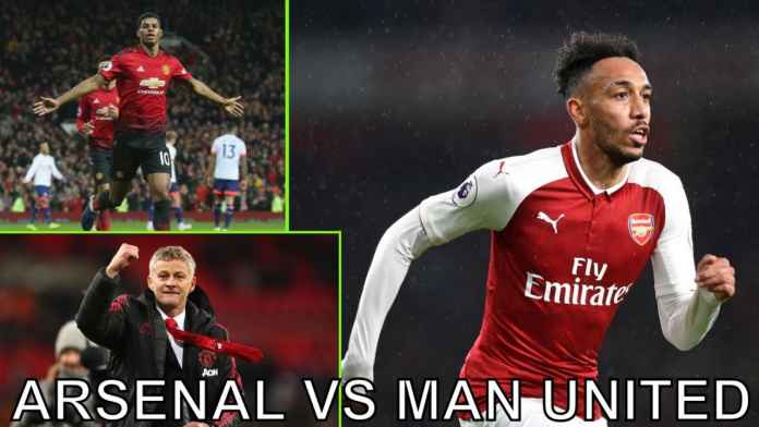 Arsenal vs Manchester United, EFL Cup 2019