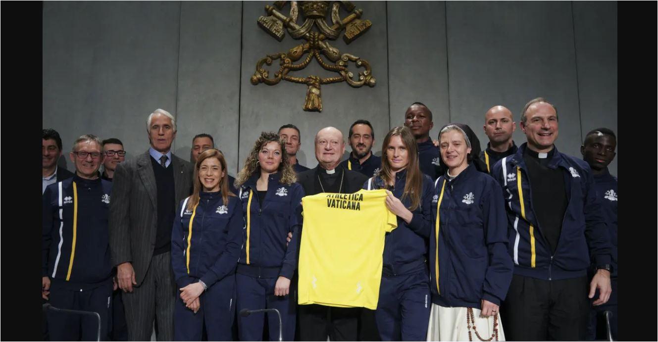Vatikan Bentar Lagi Ikut Olimpiade, Kapan Piala Dunia?