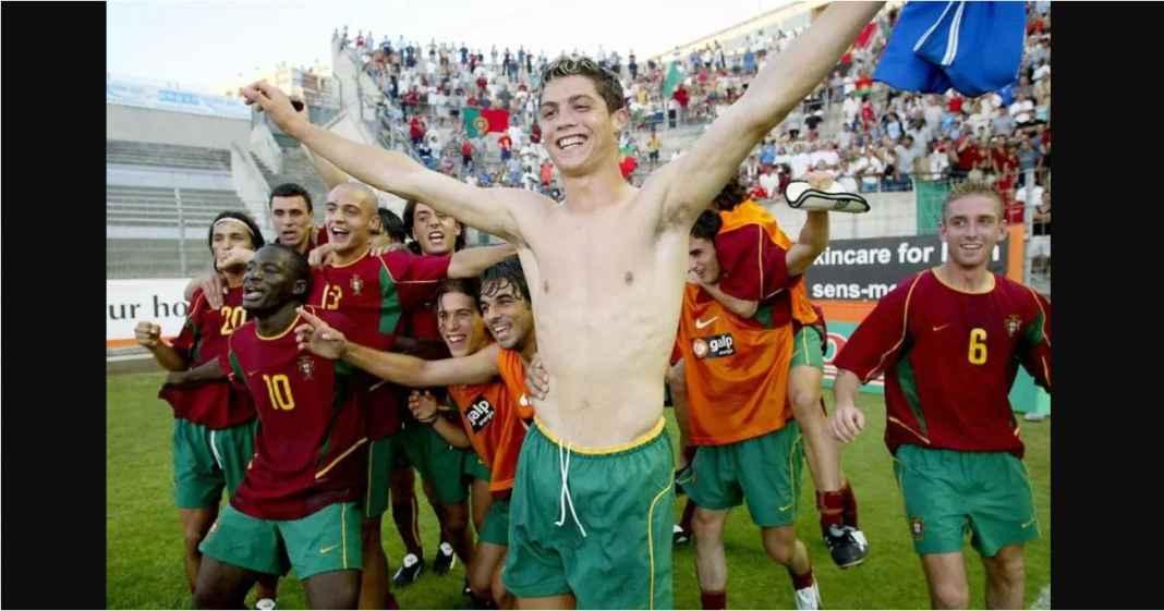 Transformasi Ronaldo Dari Remaja Kerempeng ke Lelaki ...