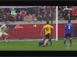 Gol 3 Menit 15 Detik Mantan Atletico Madrid Bawa Wolves Unggul