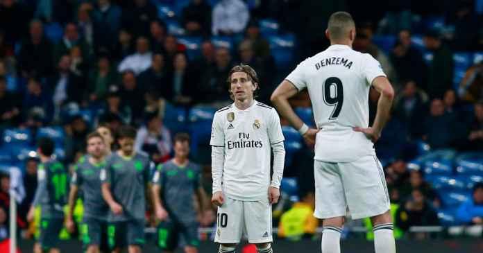 Florentino Perez Akar Masalah Real Madrid, Sudah Saatnya Mundur