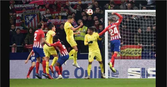 Atletico Madrid Tersingkir Dari Copa del Rey Dalam Drama 6 Gol di Wanda