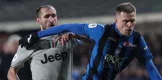 Hasil Atalanta vs Juventus, Coppa Italia