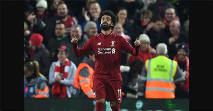 Hasil Brighton vs Liverpool, Mohamed Salah Selamatkan Tiga Poin!