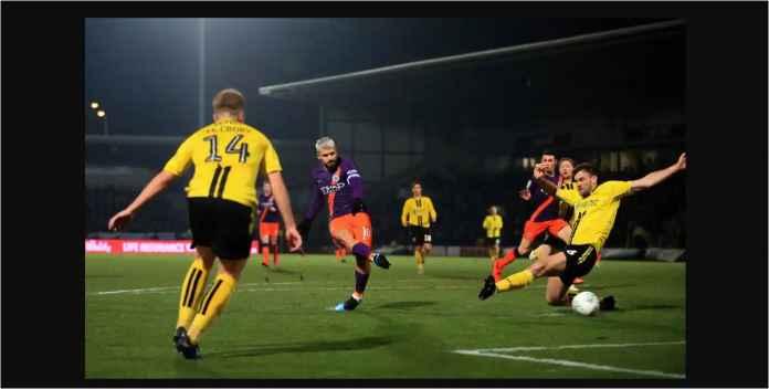 Burton Albion Kalah Satu Gol, Manchester City Lolos ke Final