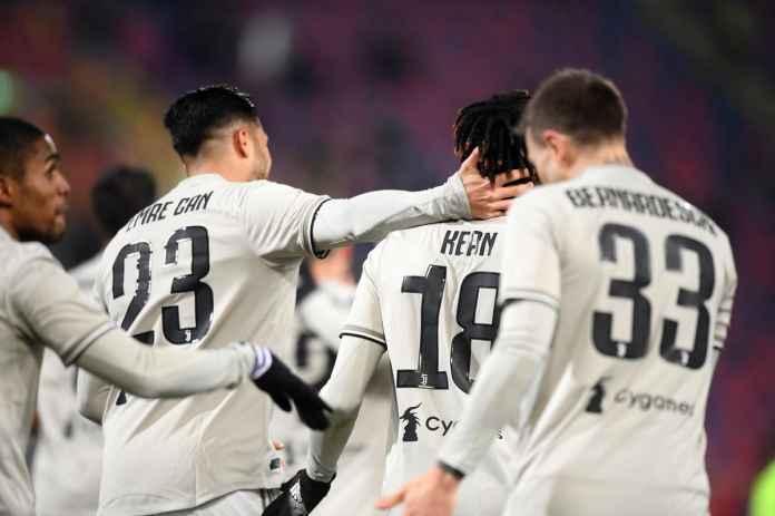 Hasil Coppa Italia Babak 16 Besar