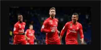 Hasil Espanyol vs Real Madrid Hujan Enam Gol! Raphael Varane Kartu Merah!