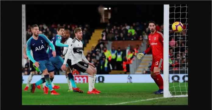 Tottenham Kehilangan Harry Kane, Cuma 1-2 Lawan Fulham yang Cemen