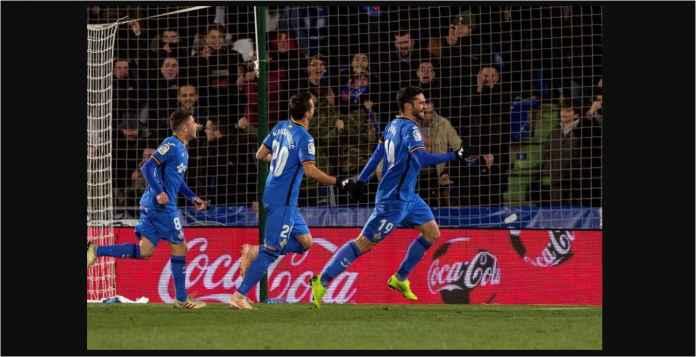 Getafe Ungguli Valencia 1-0, Gol Dicetak Pemain Tua Usia 36 Tahun