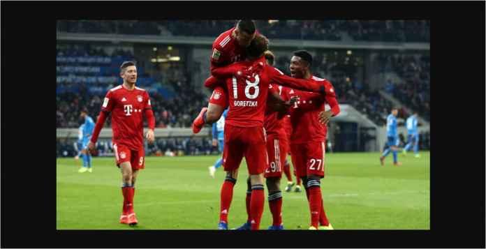 Bayern Munchen 3 Poin di Bawah Borussia Dortmund Berkat Leon Goretzka