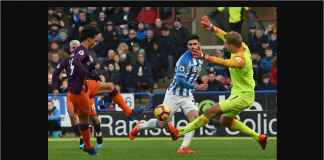 Manchester City Berpesta Tiga Gol ke Gawang Huddersfield