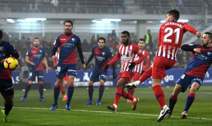 Hasil Huesca vs Atletico Madrid, Liga Spanyol