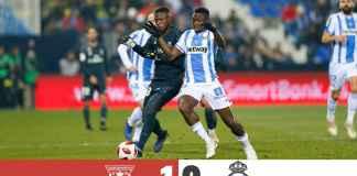 Hasil Leganes vs Real Madrid, Copa del Rey