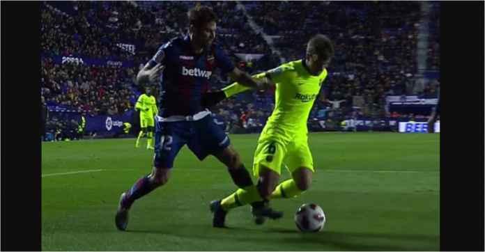 Barcelona Kalah Dari Levante, Messi Absen
