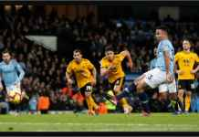 Manchester City Habisi Pembunuh Raksasa, Wolves, 3-0