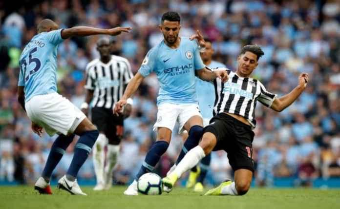 Hasil Newcastle United vs Manchester City di Liga Inggris pekan ke-24