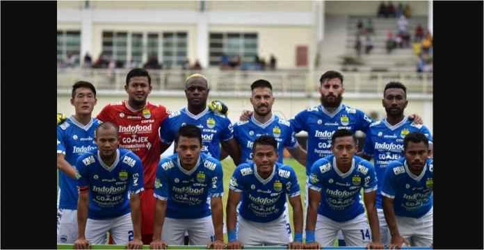 Persib Bandung Dibikin Repot Persiwa Wamena di Piala Indonesia 2019